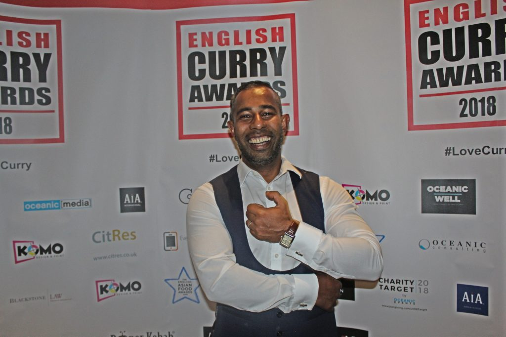 English Curry Awards Finalists 2018!